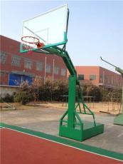 合肥户外标准篮球架销售 篮球架厂家售后服