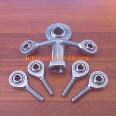 優質不銹鋼關節軸承抗腐蝕和耐磨損性能好