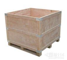 太倉包裝木箱 鋼帶箱 出口免熏蒸木箱 電