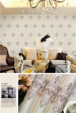 刺绣墙布品牌 十佳绣花壁布 专营店加盟