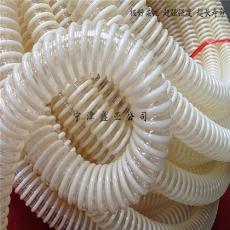 厂家直销PU塑筋螺旋增强软管/加强筋螺旋管
