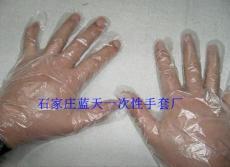 大/中/小號1克一次性PE手套批發價格