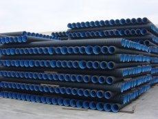常州 HDPE双壁波纹管 DN300 价格 厂家