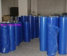 表面保护膜PE蓝色保护膜高粘PE黑白膜工厂