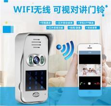 Wifi门铃 wifi可视门铃 无线可视门铃