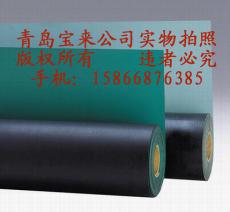 供應青島防靜電橡膠板 臺墊 可用工作臺