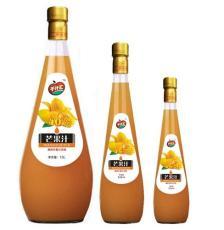 千汁汇玻璃瓶芒果汁1.5L