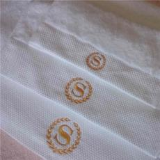 夢妃絲毛巾定制純棉酒店毛巾緞檔繡花面巾