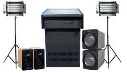 汇隆基业科技智能拍摄系统 微电影影像馆项