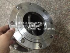 HC41X卫生级无负压水处理102法兰球形止回阀