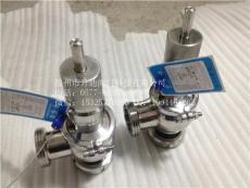 316L耐腐蚀食品制药机械管道压力控制阀
