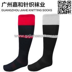广东袜子加工厂家长筒袜 踢球足球袜