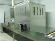 济南微波设备厂生产素食食品灭菌机