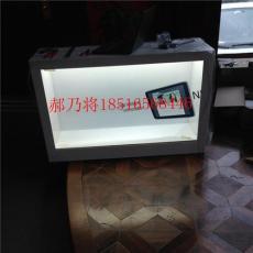 上海55寸透明液晶屏透明觸摸顯示器玻璃顯示