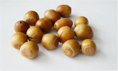 纯野生橡子仁 橡子淀粉原料 出口级品质