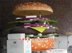 玻璃鋼漢堡雕塑