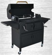 C52001可调式大型燃炭烧烤炉