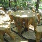 陕西延安假山假树设计与制作
