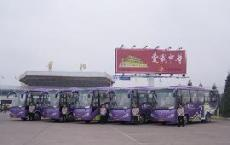 贵阳大客车租赁
