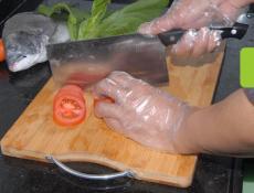 食品餐饮卫生手套