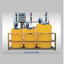 加药装置全自动加药装置支持一箱一泵100L