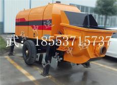 电动机式混凝土输送泵