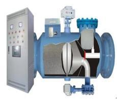 离子群水处理机组