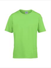 杰丹76000B童款 现货空白t恤 t恤衫批发