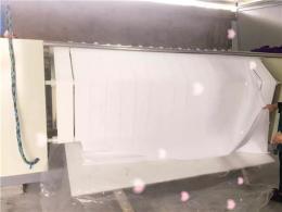 最新电加热型烫平机价格 单滚烫平机参数