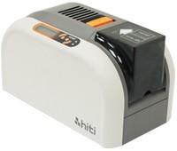 hiti cs200e彩色双面证卡打印机总代理证卡
