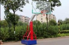 烏魯木齊市移動籃球架廠家 延安凹箱籃球架