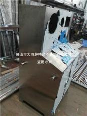 316不锈钢机器外罩 不锈钢机柜