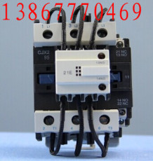 CJ19C-95/12.21切换电容接触器