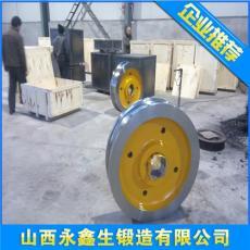 山西永鑫生锻造加工-车轮锻件-车轮组精加工