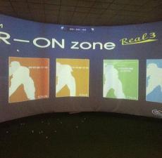 德慧達供應韓國室內模擬高爾夫設備價格
