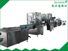 自动充气补胎液生产灌装设备及投资分析