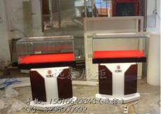 银行展示柜 银行金银展示柜制作 银行柜台