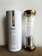 西安玻璃杯茶杯 希诺品牌玻璃杯高档礼盒代