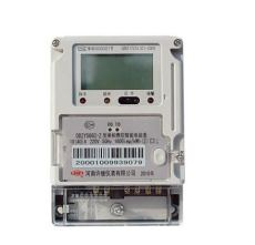DDZY566C-Z型單相本地費控智能載波電能表
