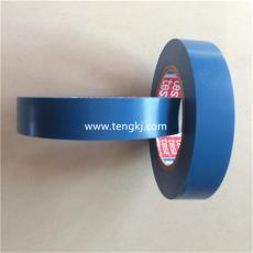 德莎tesa 4169警示膠帶 藍色2-5-6-8-10CM