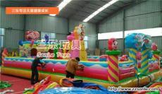 廣西柳州熱賣充氣城堡各種款式兒童娛樂設備