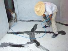 東城一通防水補漏外墻裂縫防水補漏