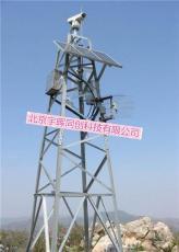 北京无人值守监测监控太阳能发电供电设备