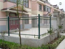 锌钢社区护栏 锌钢围墙护栏