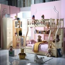 北京兒童家具代理加盟-銘悅軒松木家具