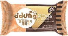韩国冬己蒸三明治蛋糕
