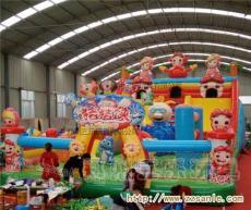 引领时尚潮流的儿童充气城堡首选郑州三乐