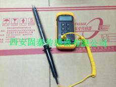 YTS接触式铝液专用测温仪 铝水测温仪