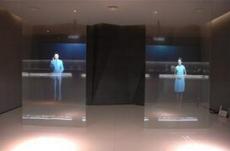西安全息投影 西安3d全息投影 全息投影