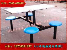 鄭州市不銹鋼食堂餐桌椅 學校餐廳餐桌椅